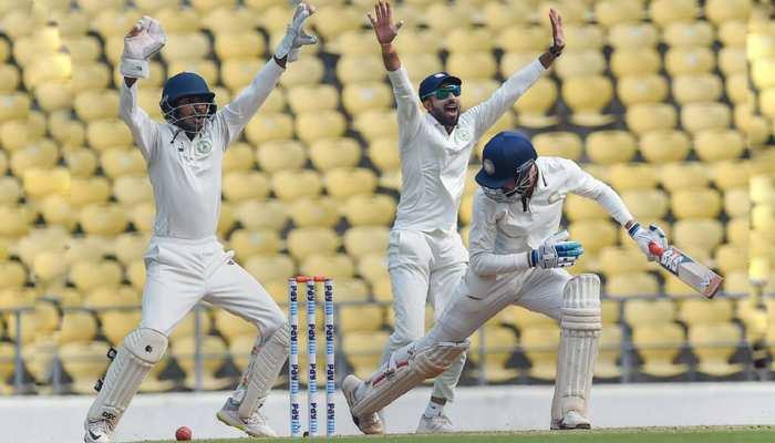 Ranji Trophy: विदर्भ ने लगातार दूसरी बार खिताब जीतकर रचा इतिहास, सरवटे ने लिए 11 विकेट