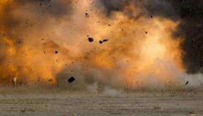 इंफाल में दो बम विस्फोट, असम राइफल्स के तीन जवानों सहित चार लोग घायल