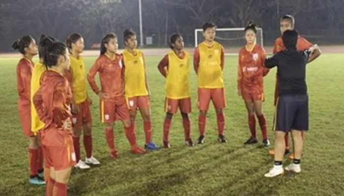 महिला फुटबॉल: हीरो गोल्ड कप में जीत के साथ शुरुआत करना चाहेगी भारतीय टीम