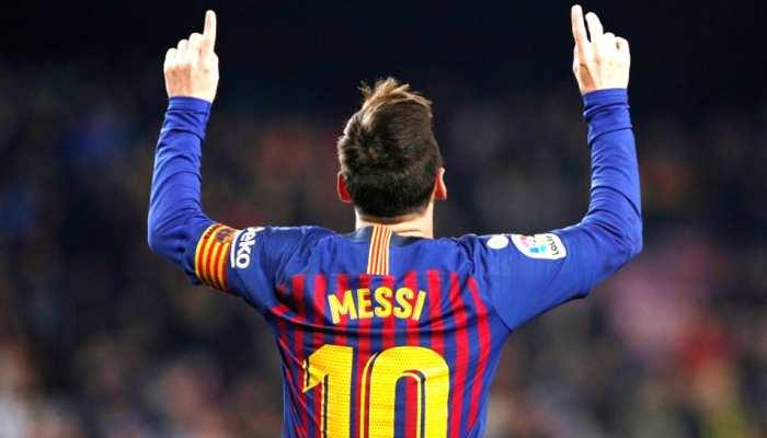 लियोनेल मेसी बने सबसे ज्यादा कमाई करने वाले फुटबॉलर, रोनाल्डो से दोगुना है कमाई