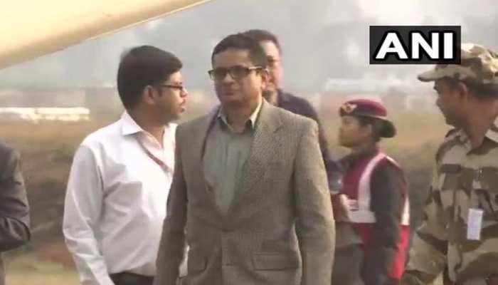 CBIvsPolice: कोलकाता पुलिस कमिश्नर से मेघालय में आज अज्ञात स्थल पर होगी पूछताछ