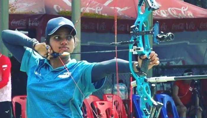 18 साल की तीरंदाज मुस्कान ने जीते 2 गोल्ड मेडल, सिंगल कैटेगरी में बनीं चैंपियन
