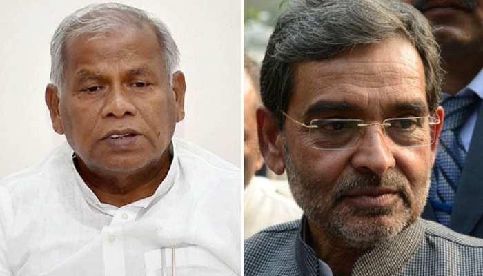 क्या जीतन राम मांझी और उपेंद्र कुशवाहा की होकर रह गई है उनकी पार्टी?