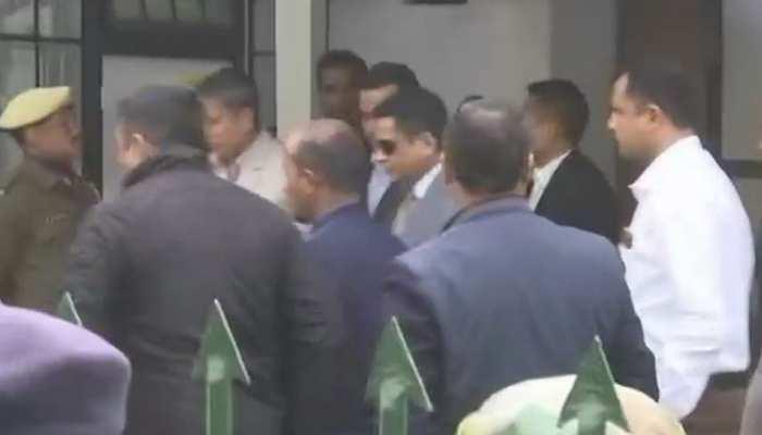 कोलकाता के पुलिस कमिश्नर राजीव कुमार से शिलांग में पूछताछ कर रही है CBI