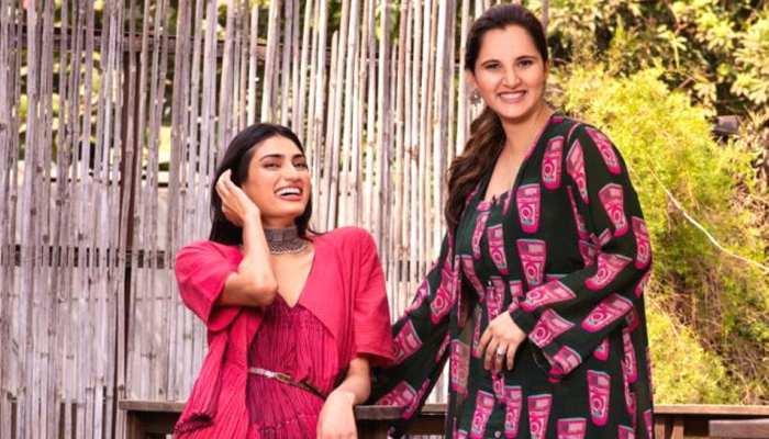 सानिया मिर्जा और सुनील शेट्टी की बेटी शुरू करेंगी ये बड़ा काम, मिलाया हाथ