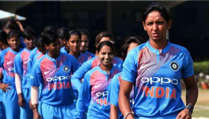 INDvsNZ: न्यूजीलैंड की महिला टीम ने भारत को दिया 162 रनों का लक्ष्य