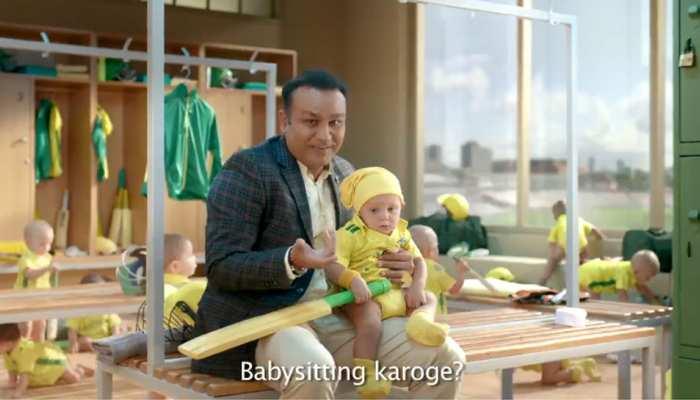 ऑस्ट्रेलियाई 'पलटन' का बेबीसिटर बनने को तैयार हैं वीरेंद्र सहवाग, आप भी देखें ये मजेदार VIDEO