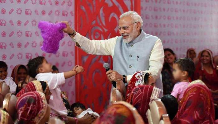 अक्षय पात्र के कार्यक्रम में गरीब बच्चों को 3 अरबवीं थाली परोसेंगे प्रधानमंत्री मोदी