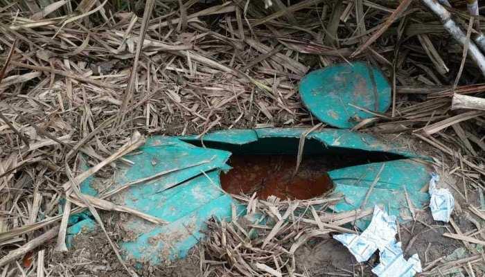 उत्तराखंडः गन्ने के खेत में जहरीली शराब बनाते थे मौत के सौदागर