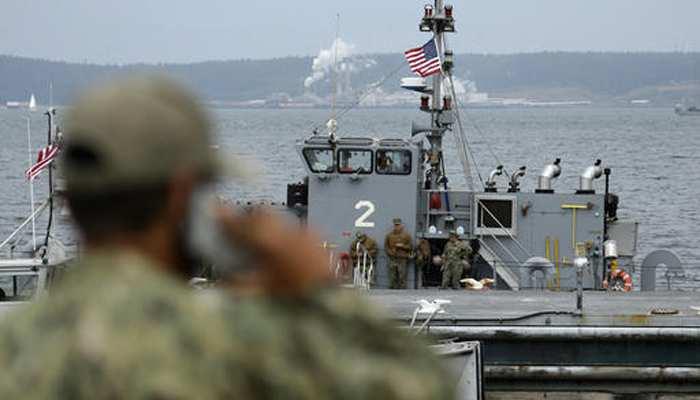 दक्षिण चीन सागर में घुस आए दो अमेरिकी जंगी जहाज, चीनी नौसेना ने रोका और कर दी यह कार्रवाई