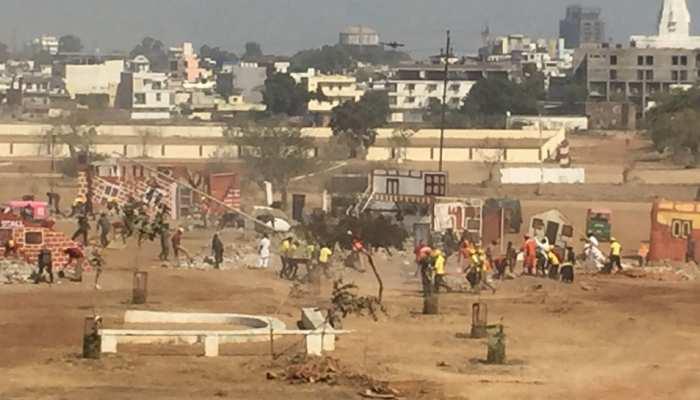 कोटा: भूकंप के लिए भी हमेशा तैयार रहती है आर्मी, देखें कैसे होती है रिहर्सल