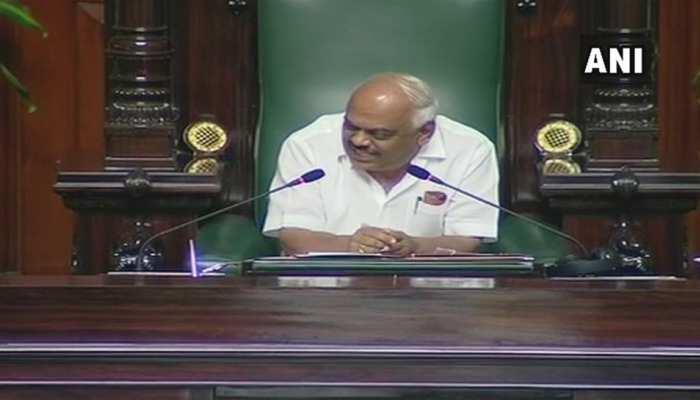 'रेप एक बार होता है लेकिन कोर्ट में इसे 100 बार भुगतना पड़ता है': कर्नाटक स्पीकर के विवादित बोल
