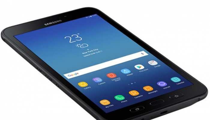 SAMSUNG का Galaxy Tab Active 2 लॉन्च, आधे घंटे तक पानी में रहने पर भी नहीं होगा खराब
