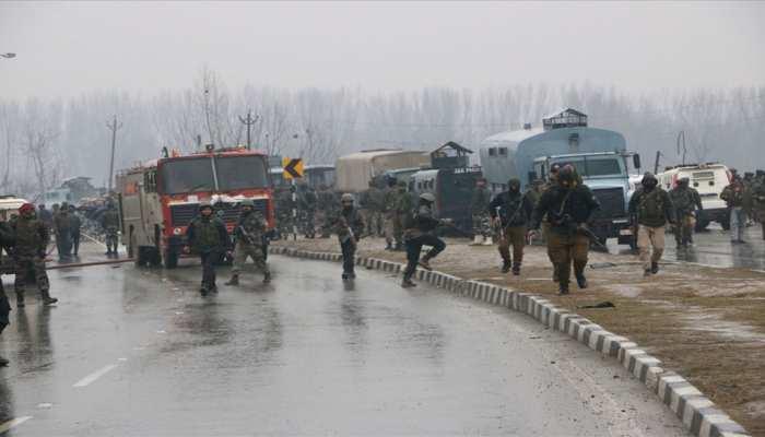 पुलवामा आतंकी हमला: RSS ने कहा, दुख की इस घड़ी में सरकार और सुरक्षा बलों के साथ हैं