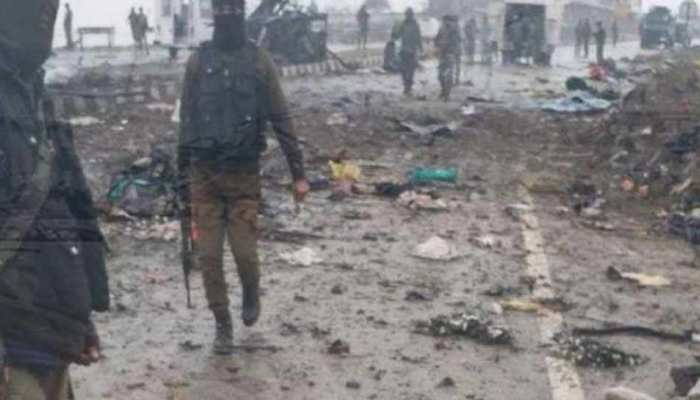 Pulwama Terror Attack in Jammu and Kashmir, 44 CRPF soldiers lost their lives