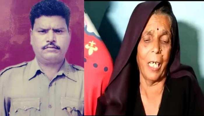 पुलवामा हमलाः बेटे की शहादत पर छलका मां का दर्द, 'अभी तो नई साड़ी देकर गया था, मैं कैसे जियूंगी'