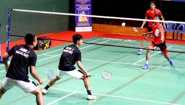 Badminton: साइना नेहवाल, पीवी सिंधु और पी कश्यप नेशनल चैंपियनशिप के सेमीफाइनल में