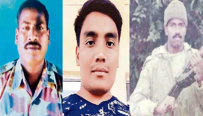 शनिवार को पैतृक गांव पहुंचेगा बिहार-झारखंड के शहीद जवानों का पार्थिव शरीर