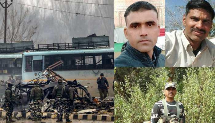 पुलवामा अटैक: राजस्थान सरकार देगी शहीदों के परिवार को 25 लाख की सहायता, सरकारी नौकरी