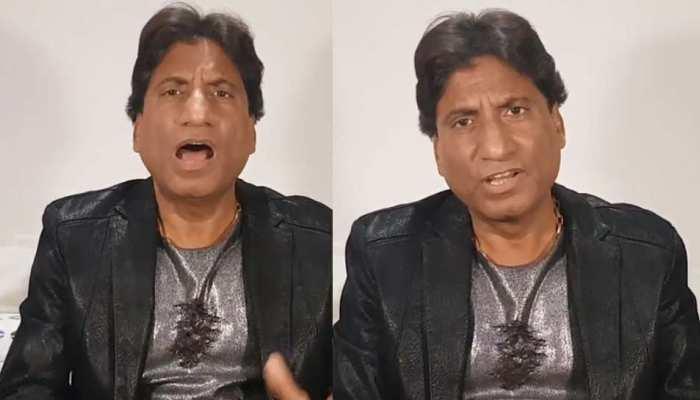VIDEO: कॉमेडियन राजू श्रीवास्तव ने सैनिकों के बारे में कही दिल छू लेने वाली बात, बोले...