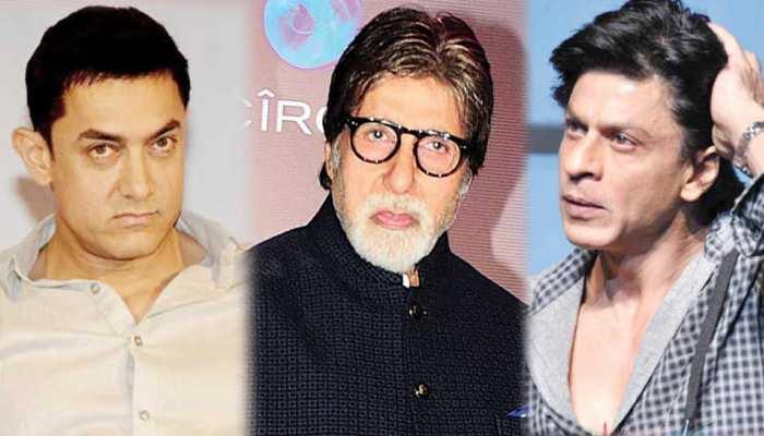 आमिर और शाहरुख ने भी की पुलवामा हमले की निंदा, पढ़िए अमिताभ बच्चन ने क्या कहा...