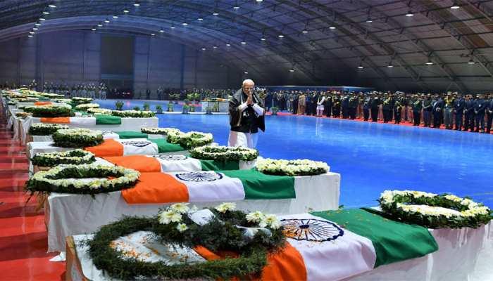 शहीदों के परिवारों की मदद के लिए उमड़ा देश, 'भारत के वीर' पोर्टल पर 36 घंटे में 7 करोड़ रुपए जमा