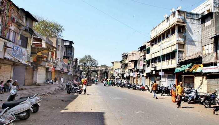पूरे गुजरात में पुलवामा के शहीदों को दी गई श्रद्धांजलि, बंद रखी गई दुकानें