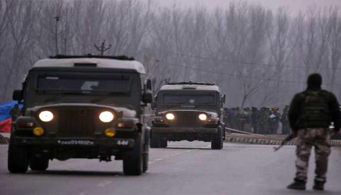 नक्सली क्षेत्रों की तुलना में जम्मू कश्मीर में बम विस्फोट बढ़े : रिपोर्ट