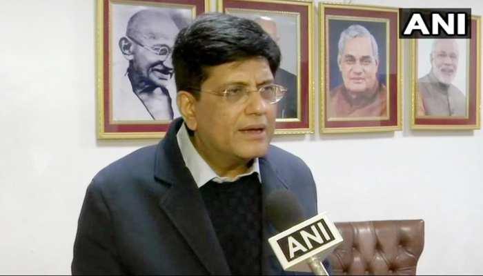 राहुल गांधी ने वंदे भारत एक्सप्रेस के सहारे मेक इन इंडिया पर साधा निशाना, पीयूष गोयल ने दिया ये जवाब