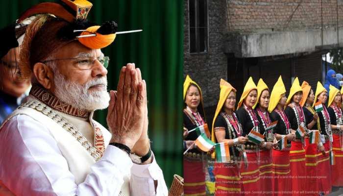 मिजोरम, अरूणाचल प्रदेश के स्थापना दिवस पर प्रधानमंत्री ने लोगों को दीं शुभकामनाएं