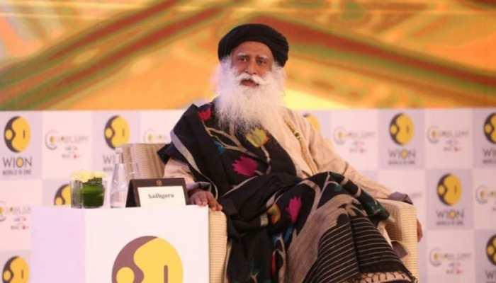 WION Global Summit- लोकतंत्र में हर किसी की भावना की कद्र होनी चाहिए: सद्गुरु