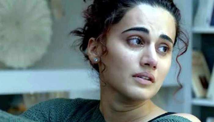 Video : तापसी पन्नू की फिल्म 'बदला' का सॉन्ग हुआ रिलीज, सुनकर हो जाएंगे इमोशनल