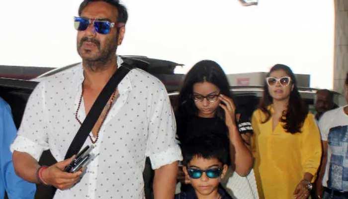 ट्रोलर्स को अजय देवगन का करारा जवाब, बोले- 'मुझे लेकर राय बनाएं लेकिन मेरे बच्चों को नहीं'