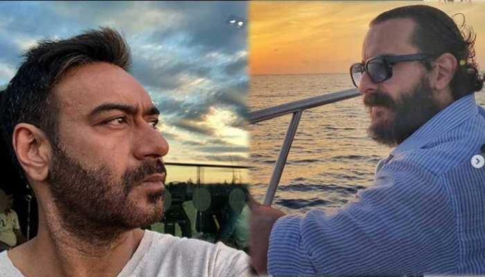 'तानाजी- द अनसंग वारियर' में जबरदस्त रोल में हैं सैफ अली खान, अजय देवगन ने किया खुलासा