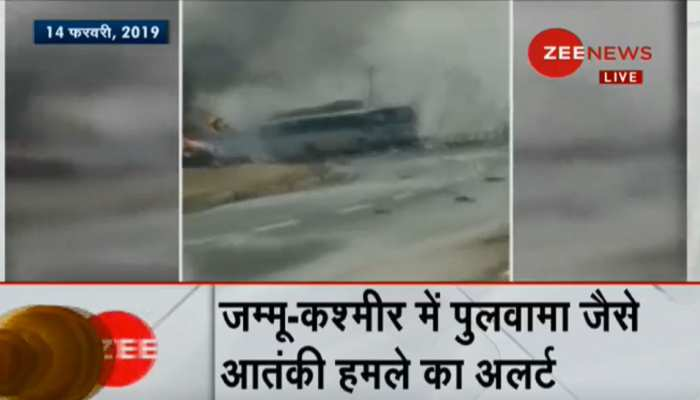 जम्मू-कश्मीर में फिर पुलवामा जैसे बड़े आतंकी हमले की फिराक में जैश-ए-मोहम्मद : सूत्र