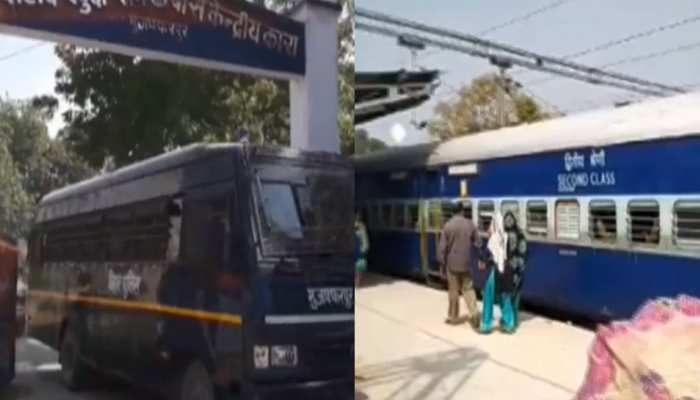 मुजफ्फरपुर कांडः ब्रजेश की राजदार मधु समेत 7 आरोपी दिल्ली रवाना, साकेत कोर्ट में होगी पेशी
