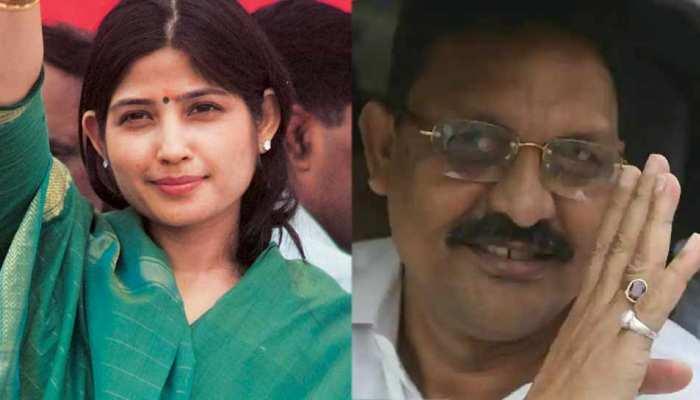 SP-BSP ने बिछाई चुनावी बिसात, यहां से मुलायम की बहू और मुख्तार के भाई ठोंकेगे ताल !