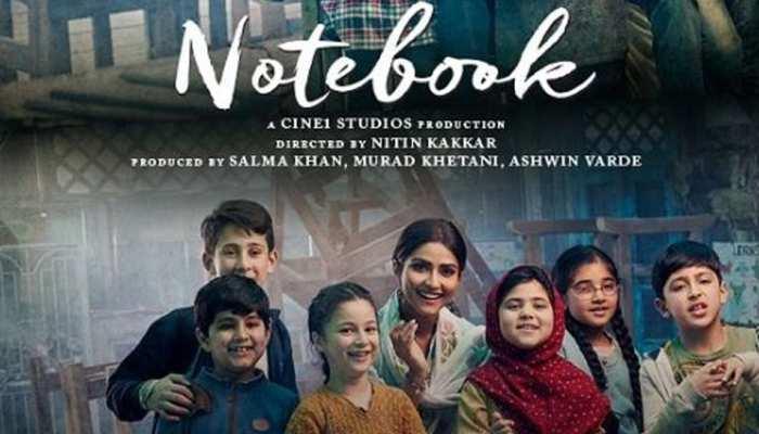 डिवोशन, प्यार, इमोशन सब कुछ आया नजर, सलमान खान ने किया 'नोटबुक' का ट्रेलर रिलीज
