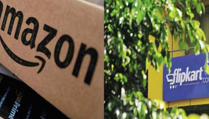 नई E-Commerce पॉलिसी तैयार, Amazon और Flipkart ने किया स्वागत