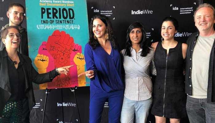 मासिक धर्म से जुड़े विषय पर केंद्रित है OSCAR जीतने वाली भारतीय फिल्म 'Period: End of Sentence'