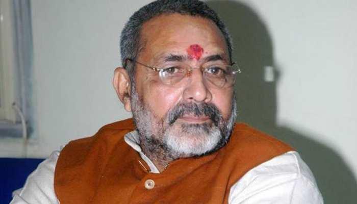 गिरिराज सिंह बोले- 'NDA की रैली से पता चलेगा कौन भारत के साथ और कौन पाकिस्तान के साथ'