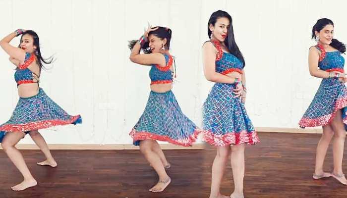 इंटरनेट पर छा गया इन लड़कियों का VIDEO, 'मुंगड़ा' गाने पर किया जबरदस्त डांस