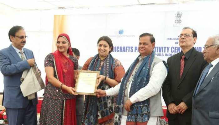 राजस्थान: हैंडीक्राफ्ट उद्यमियों के प्रोडक्ट अब विदेश से नहीं होंगे रिटर्न, शुरू हुई लैब
