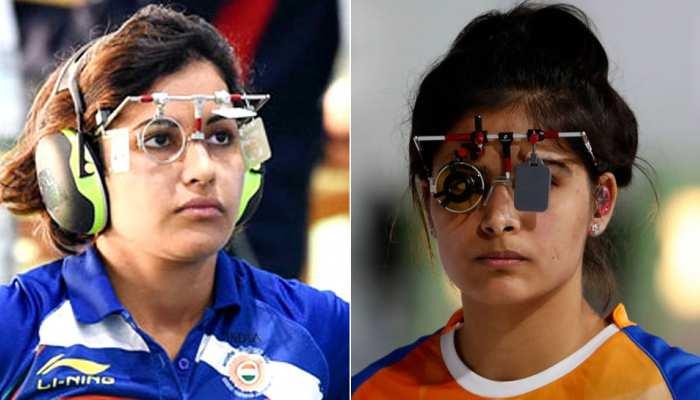 ISSF World Cup: मनु भाकर और हीना सिद्धू क्वालीफिकेशन में ही बाहर, अनीश भानवाला पांचवें नंबर पर रहे