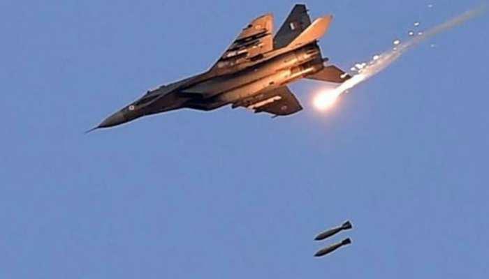 भारत की एयर स्ट्राइक के बारे में पाकिस्तान ने दी अमेरिका को जानकारी