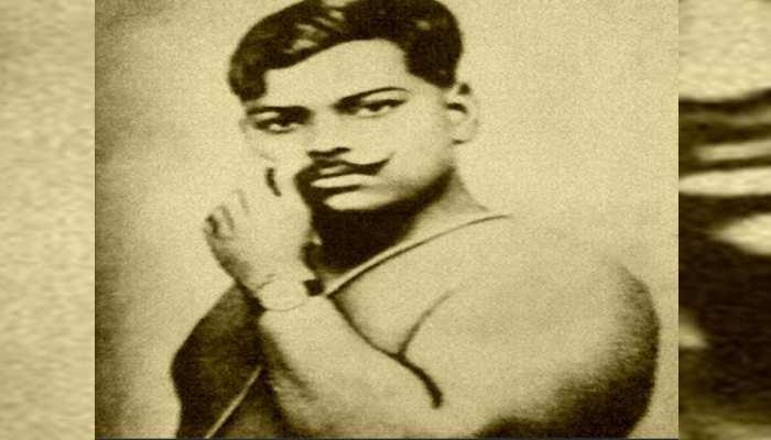 birthday special: Chandra Shekhar Azad life journey