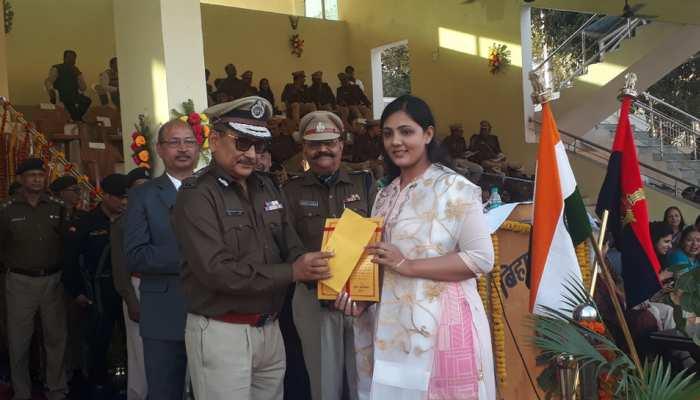 अपराध नियंत्रण को लेकर 7 नागरिक सहित बिहार पुलिस के 1105 जवान सम्मानित