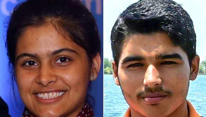 ISSF World Cup: मनु भाकर-सौरभ चौधरी की जोड़ी ने भारत को एक और गोल्ड मेडल दिलाया