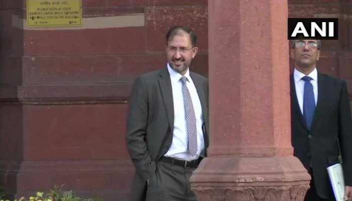 दिल्ली: विदेश मंत्रालय ने पाकिस्तान के उप उच्चायुक्त सईद हैदर शाह को किया तलब