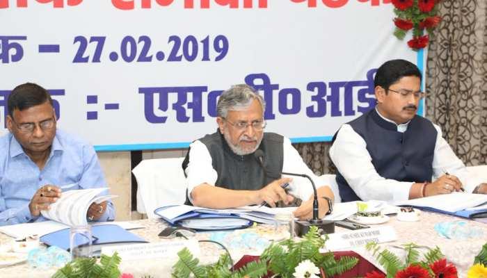 बिहार : सुशील मोदी ने बैंकों को दी नसीहत, कहा- किसानों को कर्ज देना ही होगा